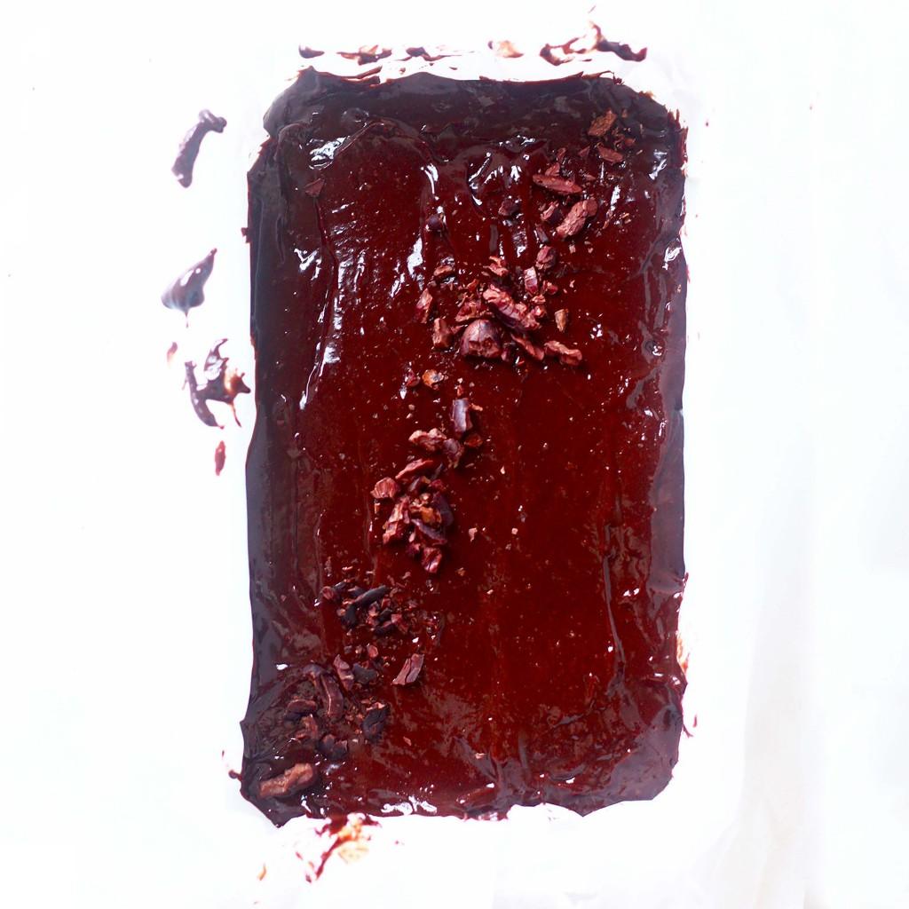 Chocolat cru Raw Chocolate