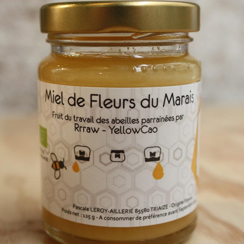 pot de miel format produit site 2