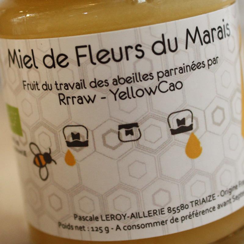 pot de miel format produit site 3