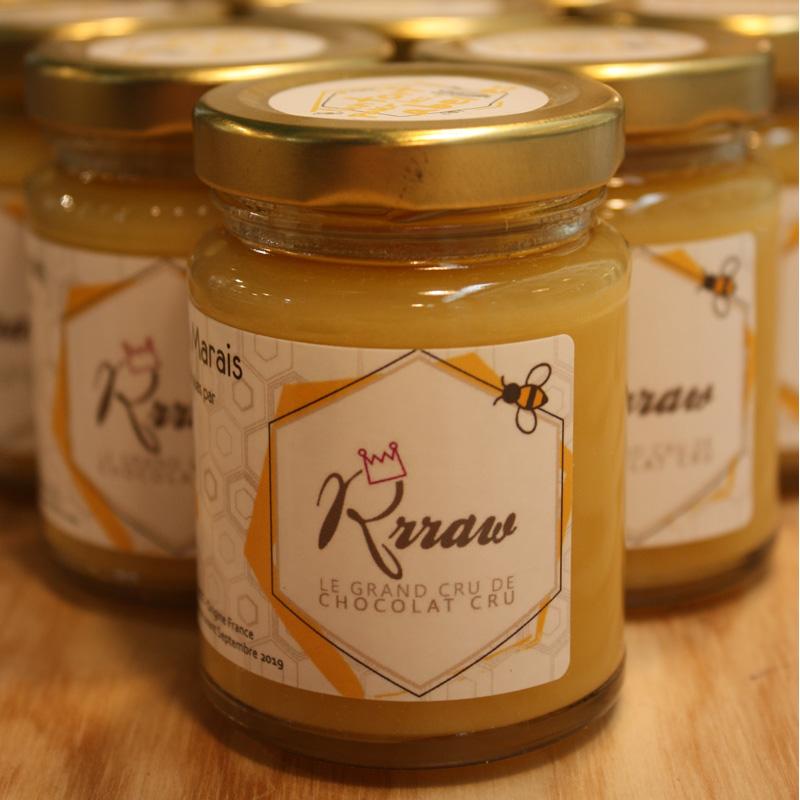 pot de miel format produit site