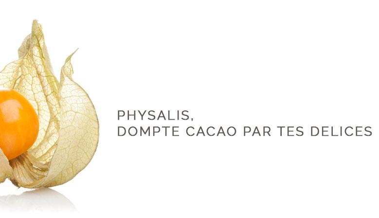 Physalis dompte ...